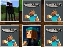 Minecraft de Memorie