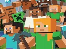 Minecraft si Dulciurile