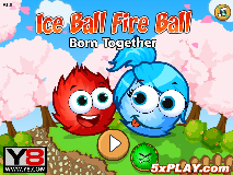 Ice Ball Fire Ball: Born Together