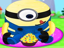 Minion Tort Aniversar