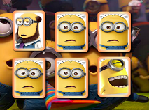 Minions Memory Cards