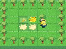 Minionul si Bananele