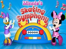 Minnie Aventura cu Skateboard-ul