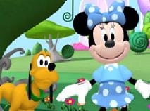 Minnie Mouse Exploreaza Taramul Dizz