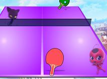 Miraculous Ladybug Tennis