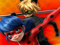 Miraculous Ladybug and Cat Noir Find Objects