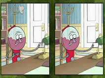 Regular Show Spot The Difference