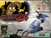 Regular Show Killer Z