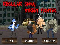 Mordecai si Rigbi Lupte de Strada