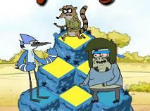 Mordecai si Rigbi Muntele Provocarilor