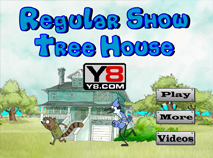 Regular Show Tree House