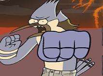 Mordecai si Rigby Vulcanul
