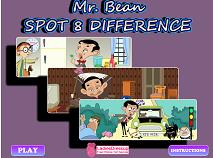 Mr Bean 8 Diferente