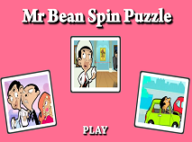 Mr Bean Puzzle Rotitor