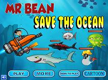 Mr Bean Salveaza Oceanul