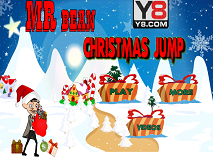 Mr Bean Christmas Jump