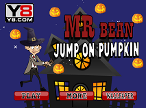 Mr Bean Sarituri de Halloween