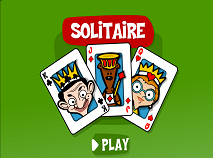 Mr Bean Solitare
