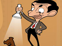 Mr. Bean Deocreaza Camera