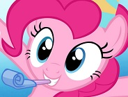 My Little Pony Find 5 Diff