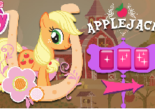 My Litttle pony Applejack