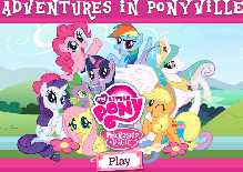 My Little Pony Adventures in Ponyville