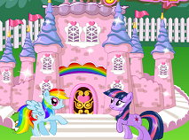 My Little Pony Glitter Castle