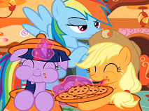 My Little Pony Cauta Dulciurile