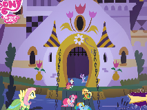 My Little Pony: Make Your Own Castle