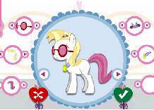 My Little Pony Creeaza-ti Propiul Ponei