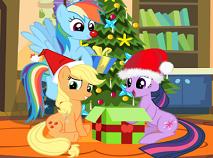 My Little Pony Dezastru de Craciun