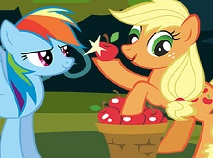 My Little Pony Diferente