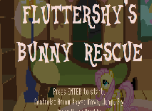 My Little Pony Fluttershy Bunny Rescue
