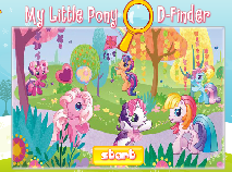 My Little Pony Find the Mistakes 3