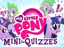 My Little Pony Mini-Chestionare