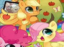 My Little Pony Obiecte Ascunse