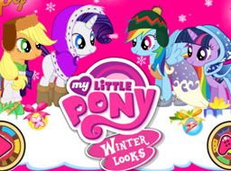 My Little Pony Stil de Iarna