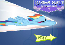 Rapid Rainbow Dash's Rainbow Game