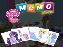 My Little Pony Equestria Girls Memo Deluxe