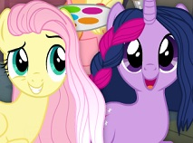 My Little Pony la Salon