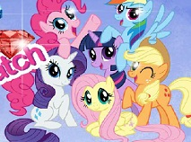 My Little Pony si Diamantele