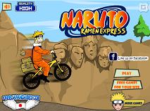 Naruto Livreaza Ramen