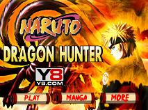 Naruto Vanator de Dragoni