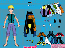 Naruto Dress Up