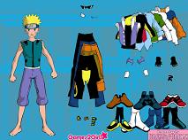 Naruto de Imbracat