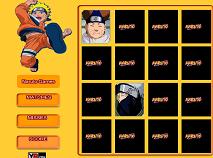 Naruto Memory