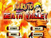 Naruto in Dead Valley
