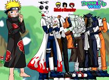 Naruto si Prietenii de Imbracat