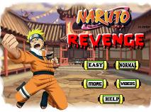 Naruto si Razbunarea