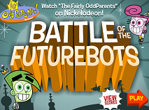 Nasii Mei Vrajitori si Robotii Viitorului
